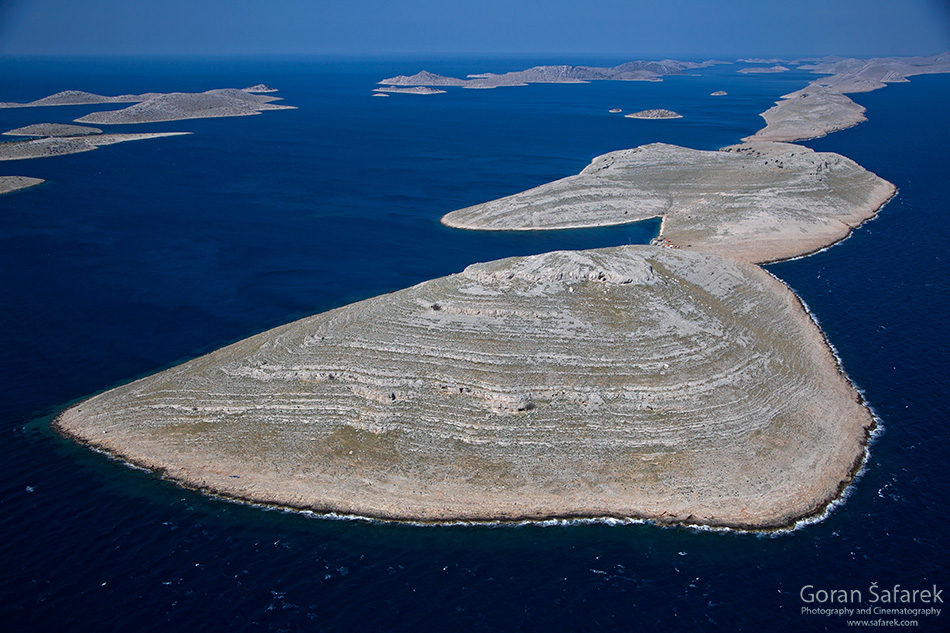 adriatic, croatia, coast, island, kornati, national park