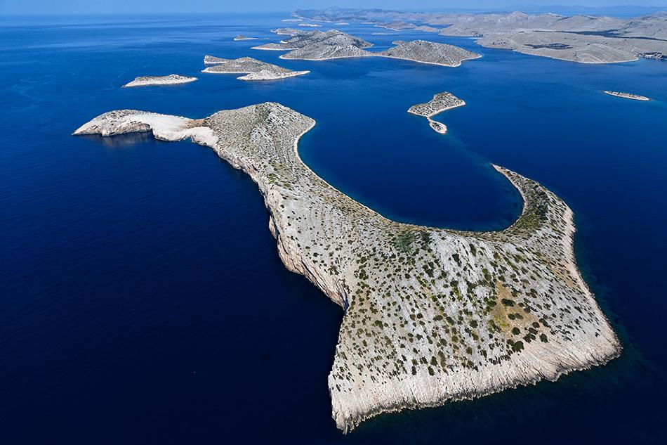 croatia, adriatic sea, coast, islands, kornati