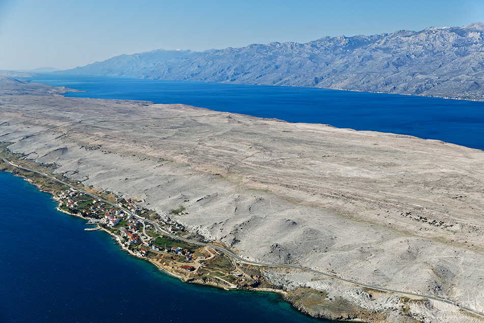 adriatic, croatia, coast, island, pag