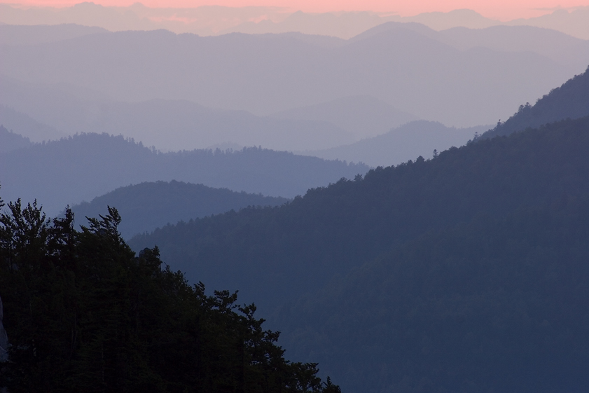 croatia, gorski kotar, mountains, forest, twilight