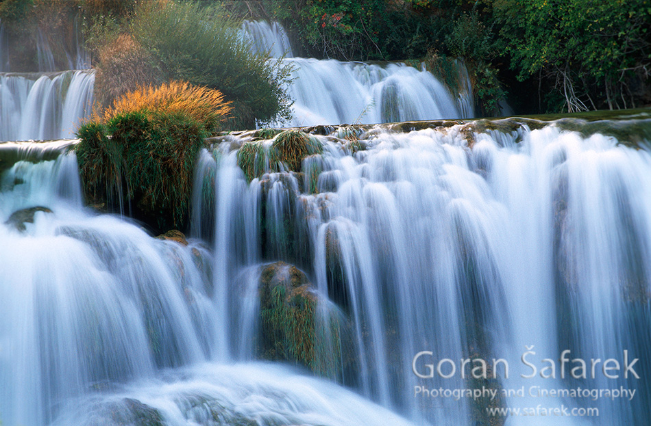 croatia, waterfall, krka, Skradisnki buk, river