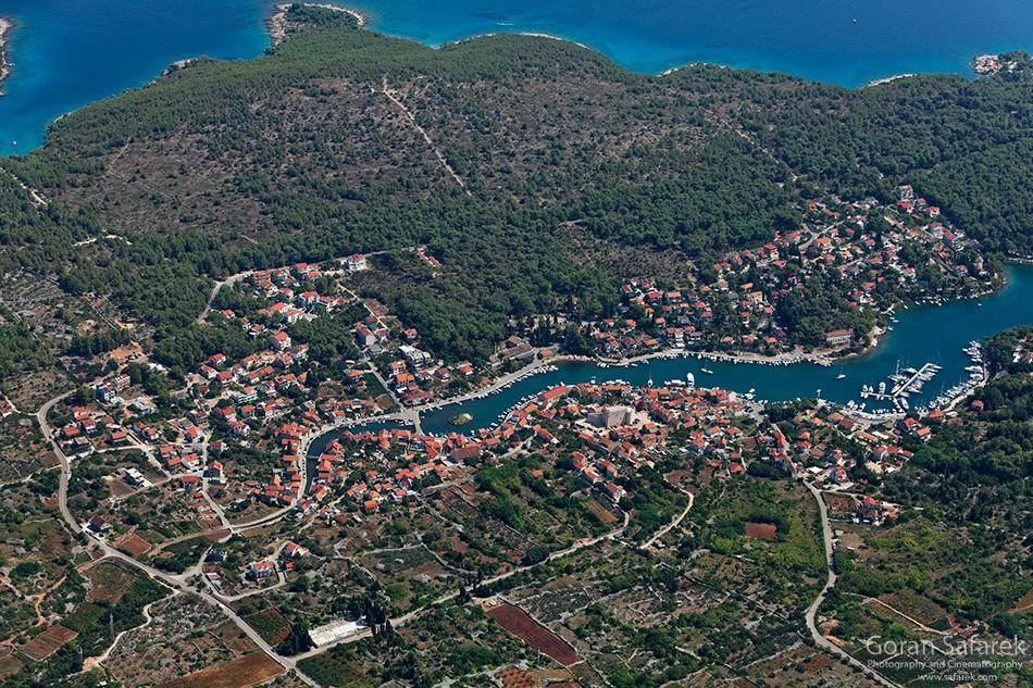 adriatic, croatia, coast, island, hvar, vrboska