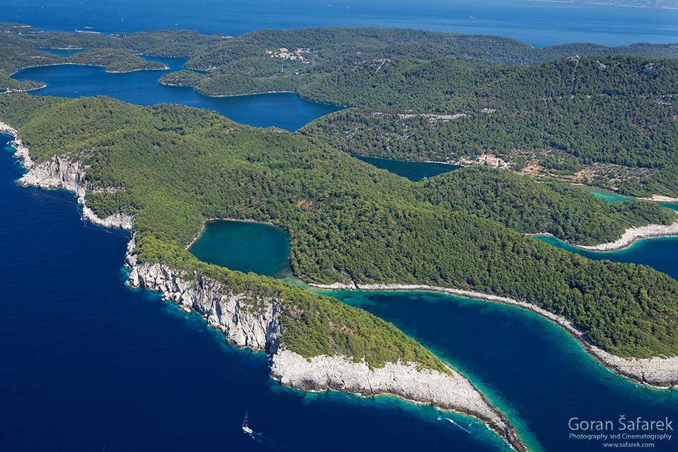 croatia, adriatic sea, coast, islands
