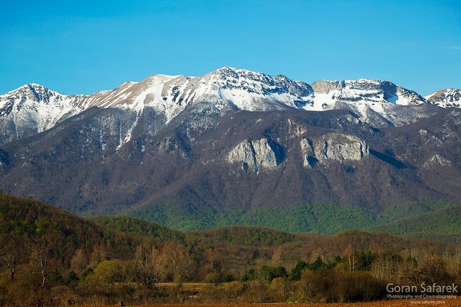 croatia, velebit, lika, mountain, national park, nature park, pring