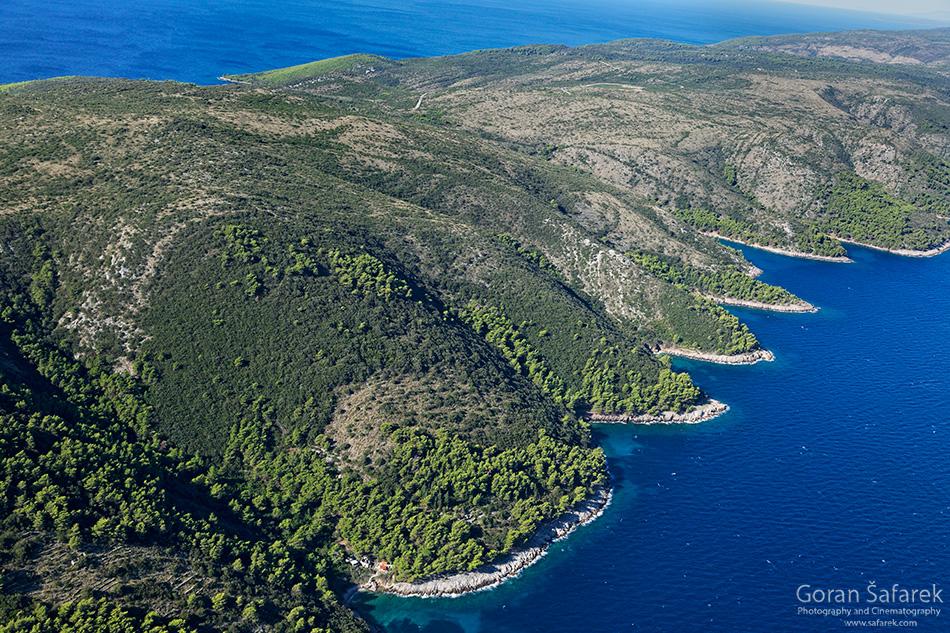 Hvar, croatia, adriatic sea, coast, islands