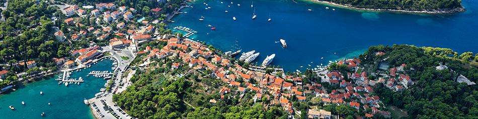 Dalmatia, croatia, cavtat
