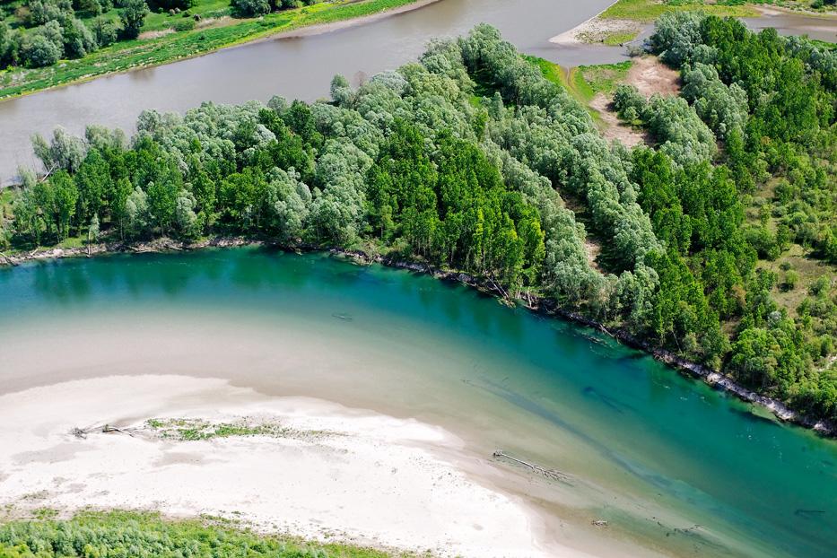 drava, mura, river, croatia