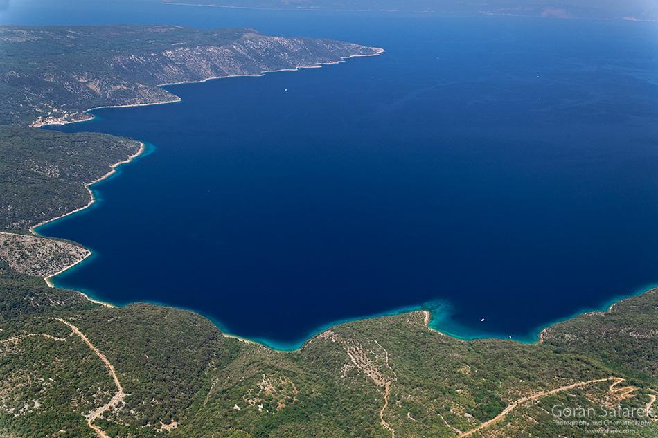adriatic, croatia, coast, island, cres