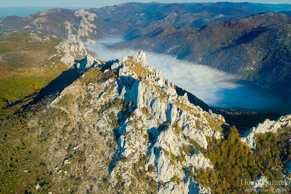 croatia, mountains, hiking, alpinism, summit, velebit, dabarski kukovi
