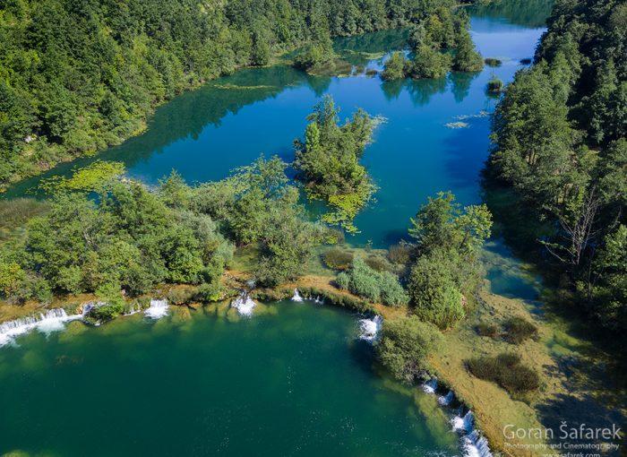 mrežnica, mreznica, river, karlovac, canyon, waterfalls, croatia,