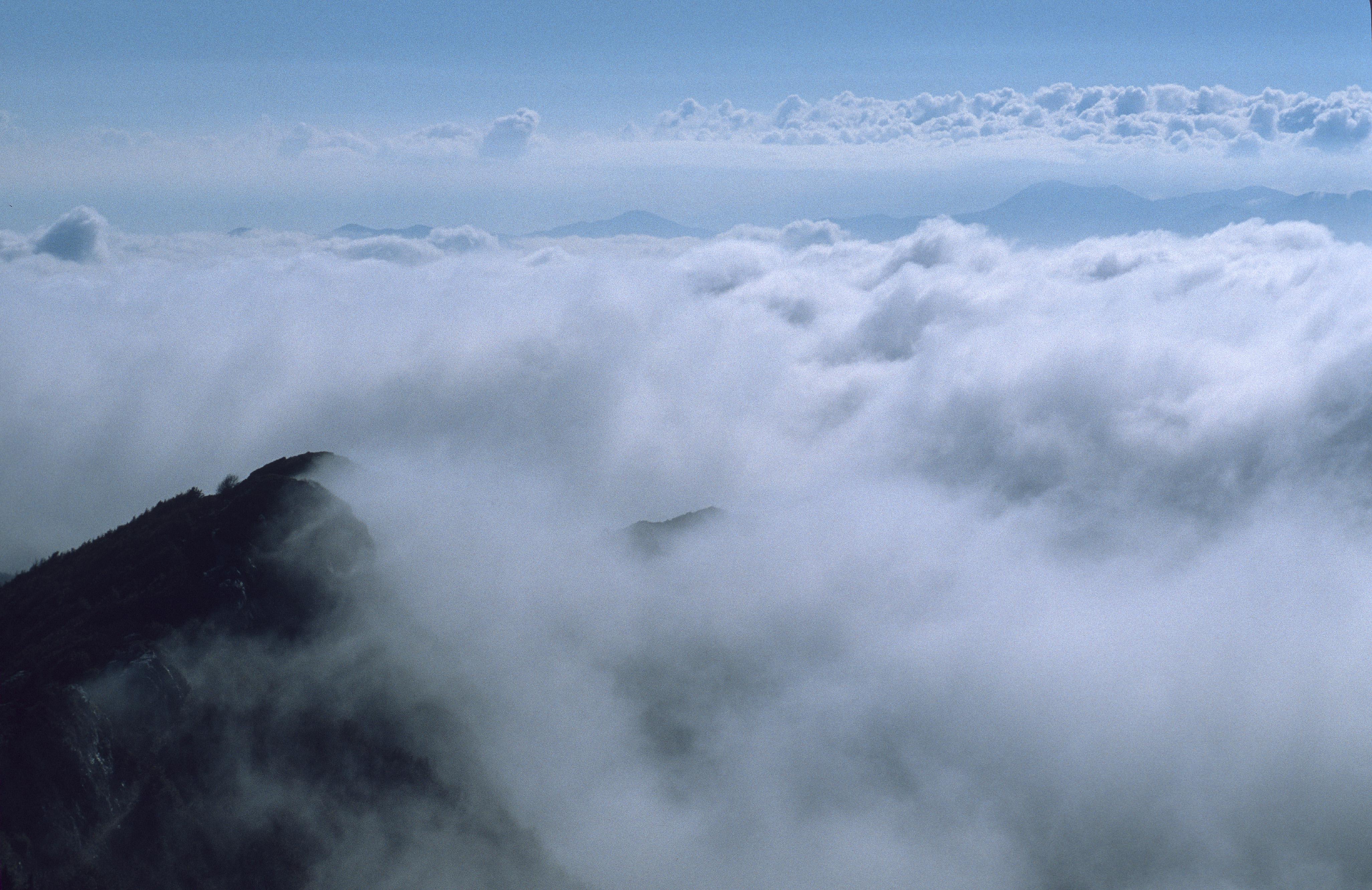 croatia, mountains, hiking, alpinism, summit, Risnjak