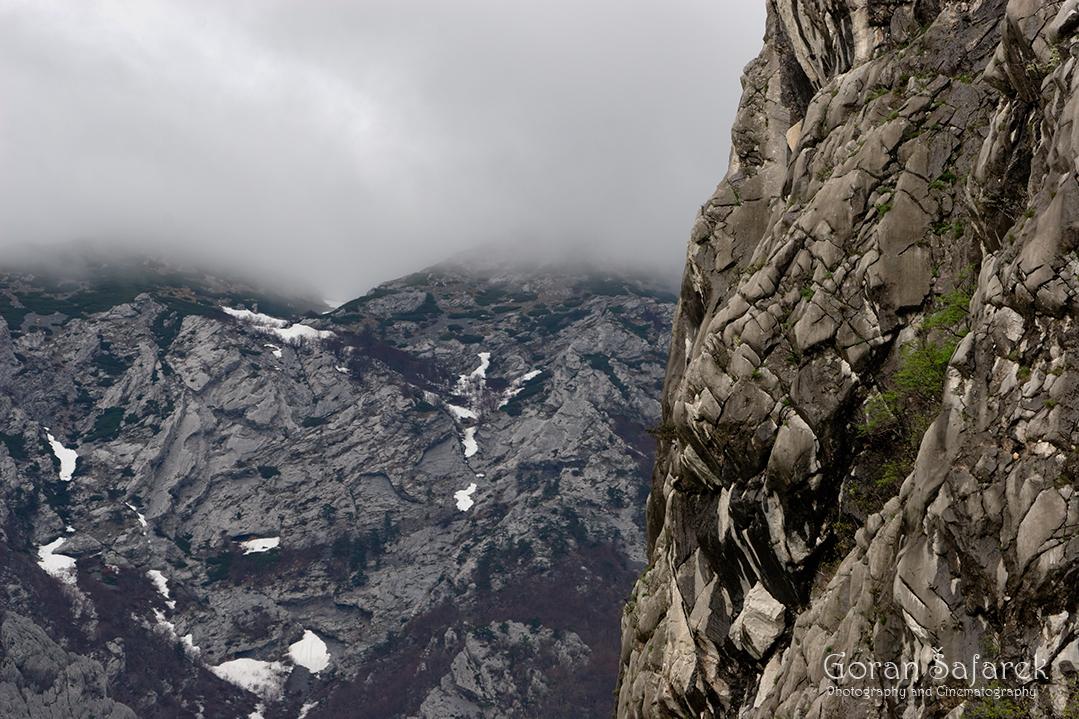 croatia, mountains, hiking, alpinism, summit, paklenica