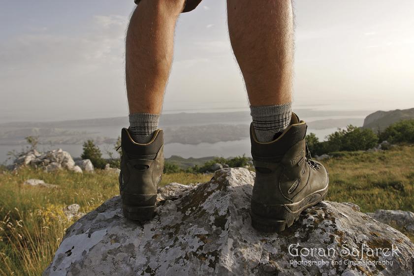 croatia, mountains, hiking, alpinism, summit