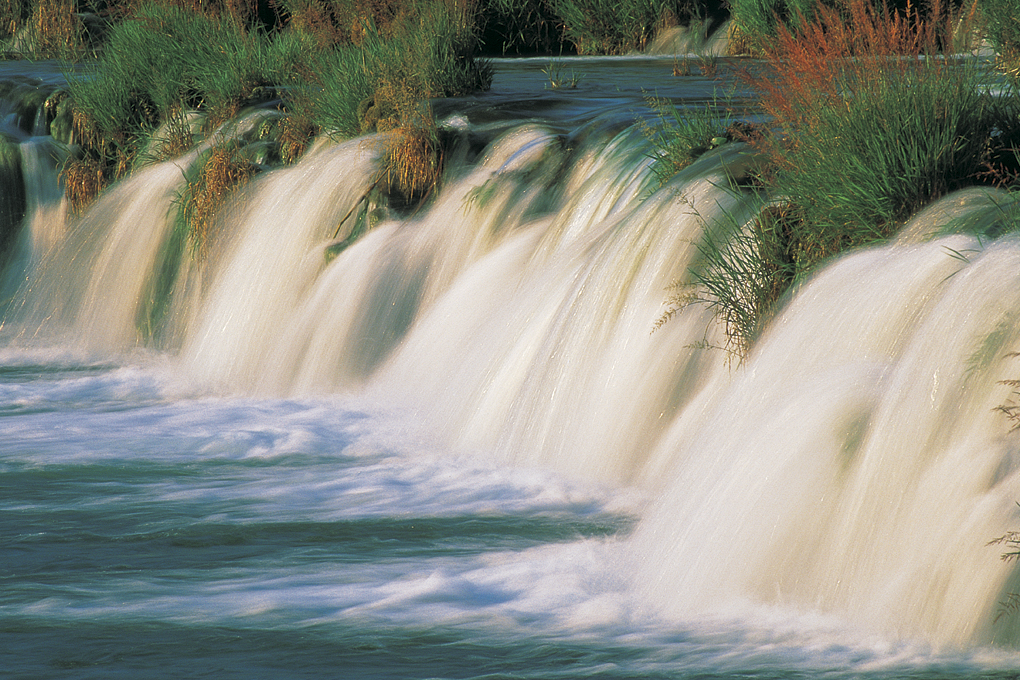 mrežnica, mreznica,waterfall, croatia