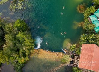 mrežnica, camping, swimming,resort, watermill, waterfall