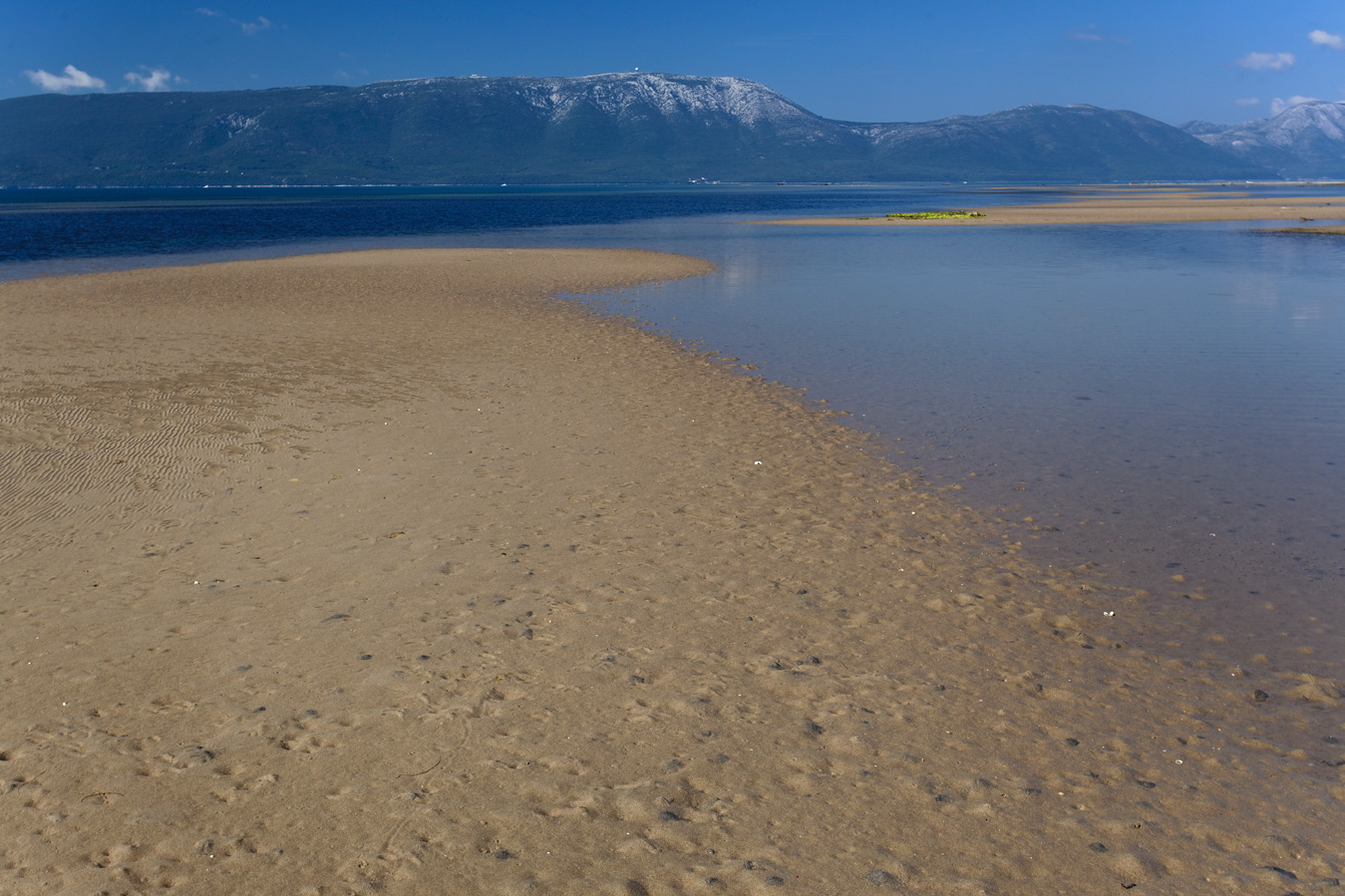 croatia, dalmatia, adriatc, sea, coast, neretva, delta
