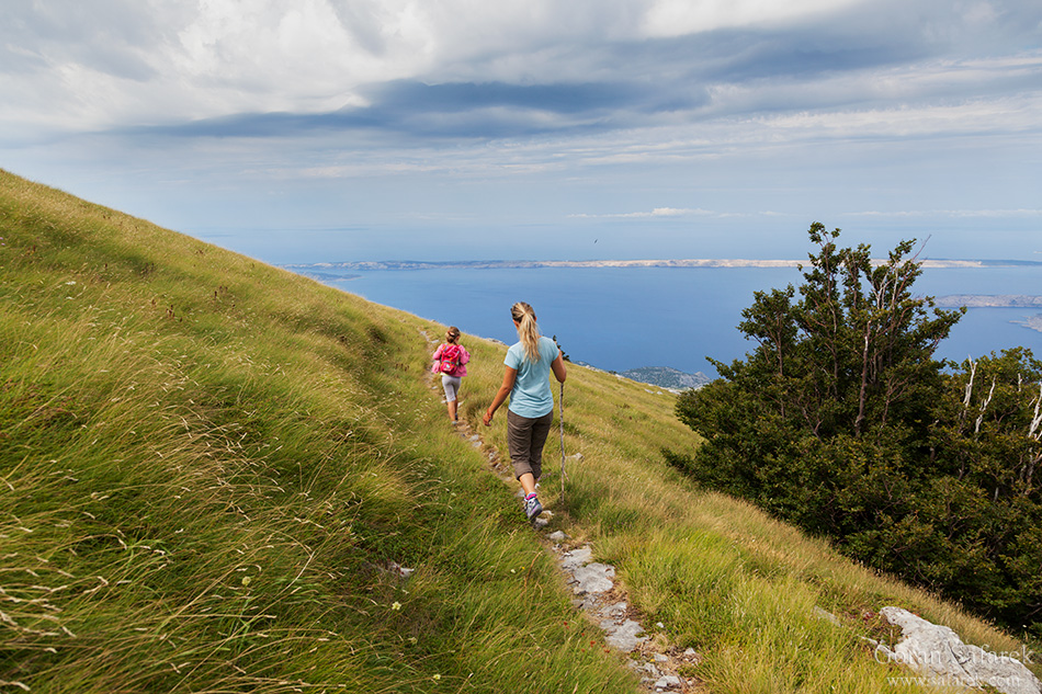 velebit, hiking, croatia, mountain