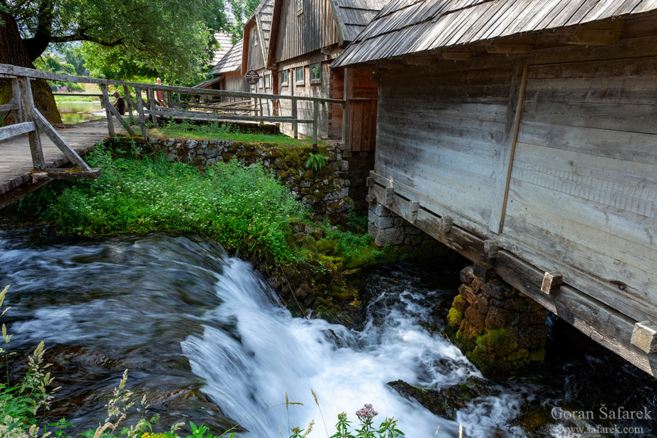Gacka, river, lika, croatia, valley, flyfishing, velebit, otočac, watermill