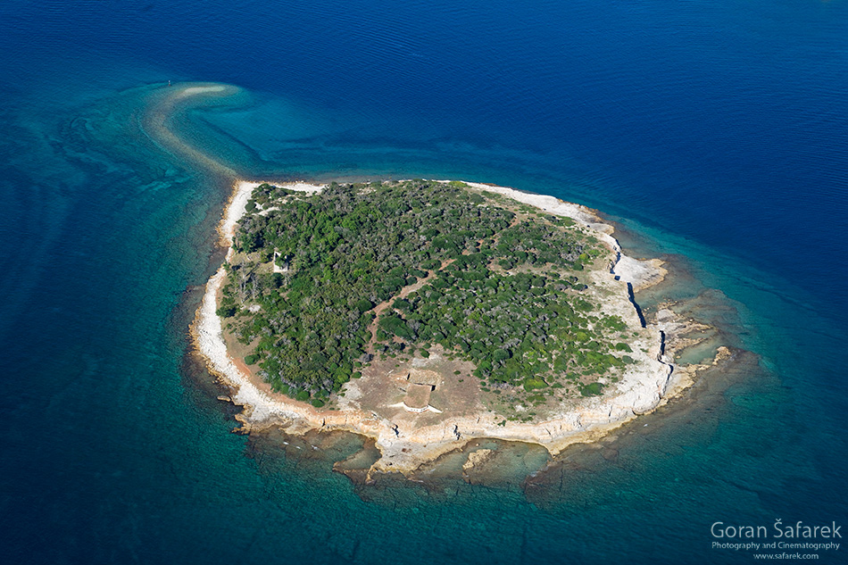 croatia, sea, brijuni, istra, croatia, national park, coast, adriatic, islet