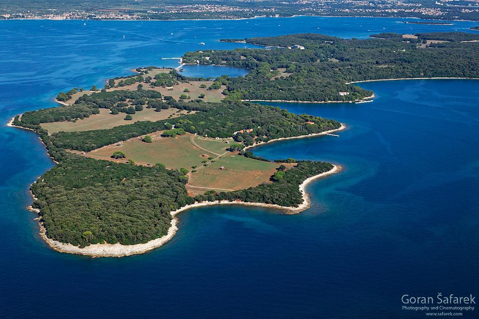 croatia, brijuni, istra