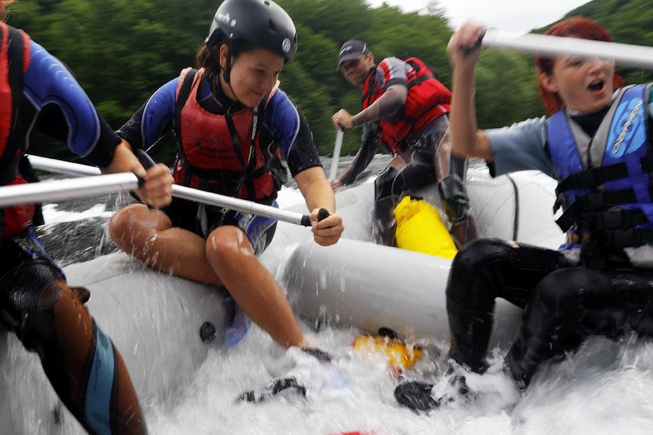 rafting, canoeing, whitewater, white water, adrenaline, action, Una
