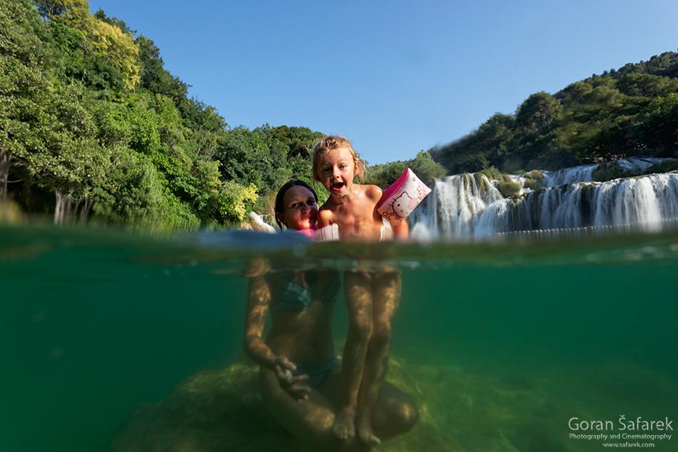 croatia, nature, nature park, national park, krka, adriatic, dalmatia, skradinski buk