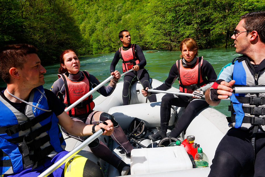 rafting, canoeing, whitewater, white water, adrenaline, action,una, bihać