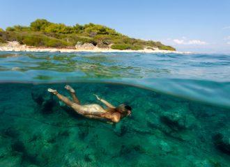 naturism, nudism,croatia, adriatic, naturist, nudist, camp, beach, coast, holidays, vacations