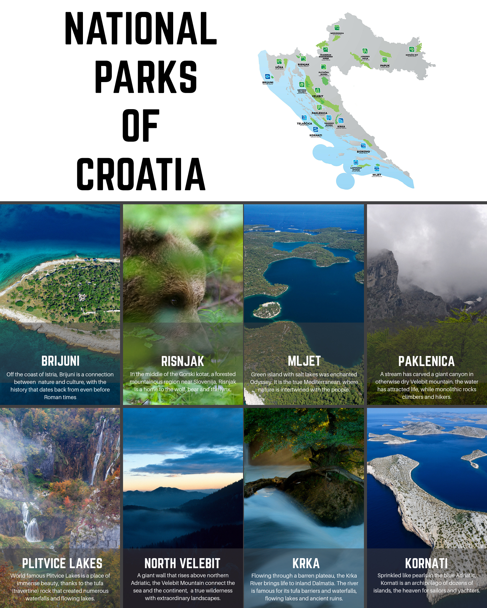 croatia, nature, nature park, national park,