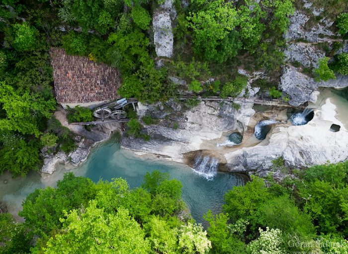 Kotli, istra, istria, croatia, village, river,watermill,rapids, waterfall