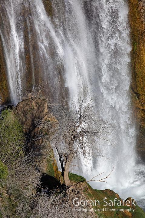 krka, national park, river,dalmatia, water,guide,waterfall, Manojlovac, manojlovački slap
