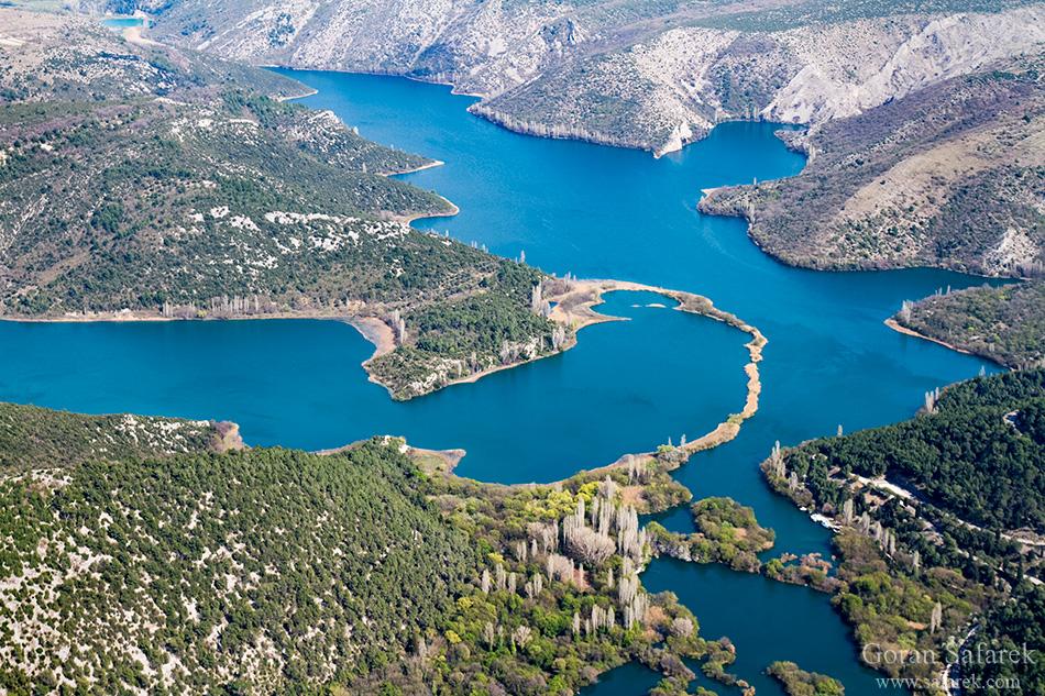 Čikola River,Skradinski buk, krka, national park, river,dalmatia, water,guide, waterfall