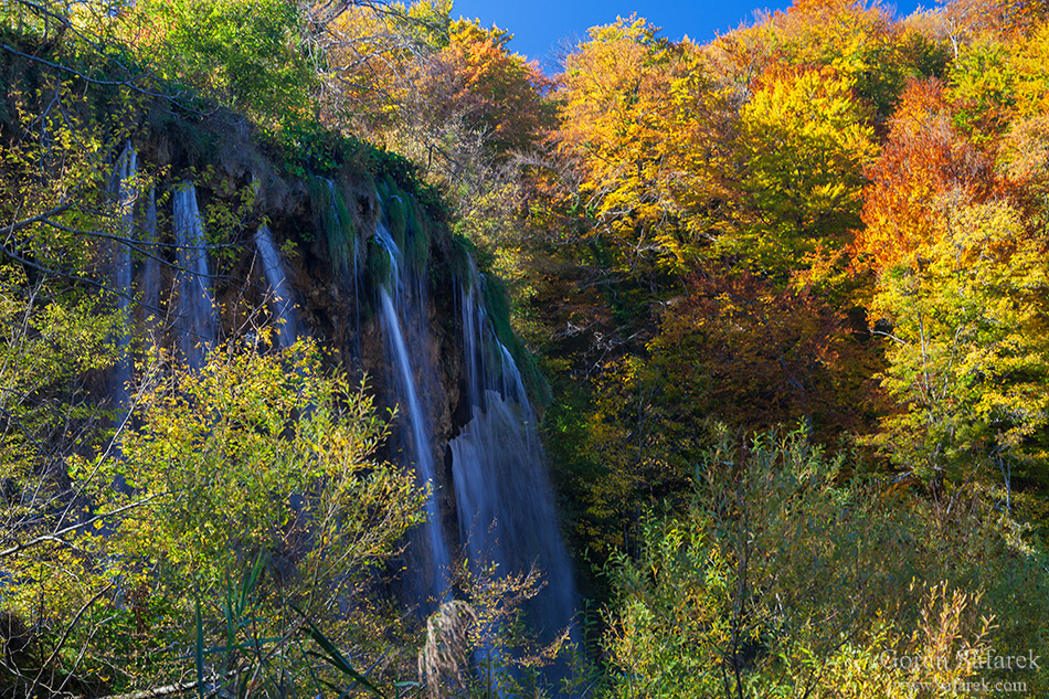 Great Prštavci, Plitvice lakes, plitvička jezera, national park, croatia, waterfall