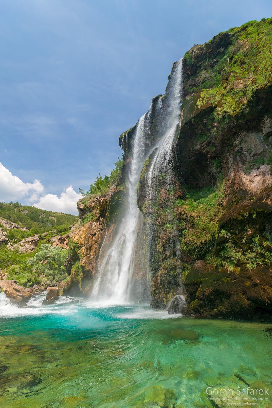 krka, national park, river,dalmatia, water,guide,krčić, knin, waterfall, topoljski buk
