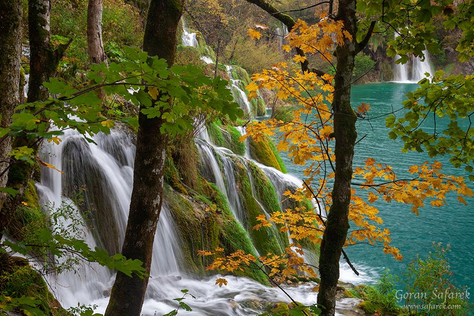Plitvice lakes, plitvička jezera, national park, croatia,