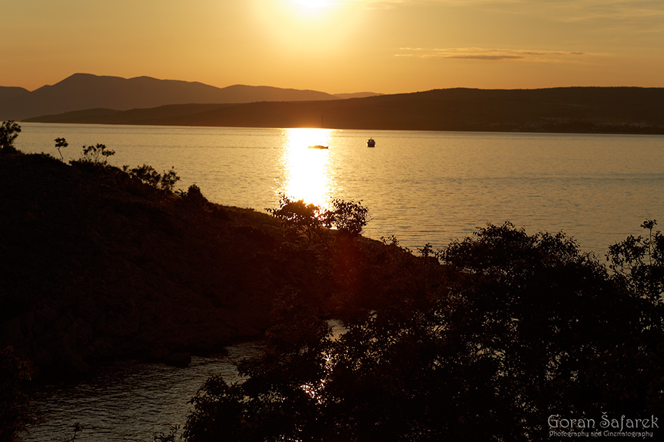 krk, kvarner, adriatic, croatia, coast, sea