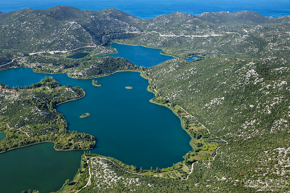 baćinska jezera, baćina lakes, bacina lakes, adriatic, sea, coast, neretva, freshwater,