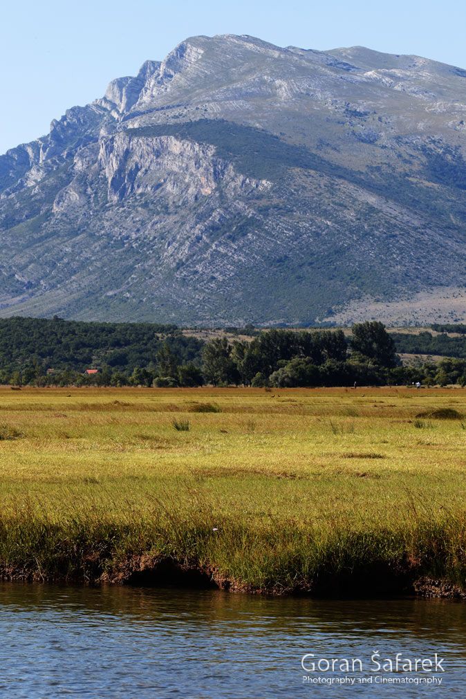 The Cetina River, dalmatia, rivers, water, valley, dinara, mountain