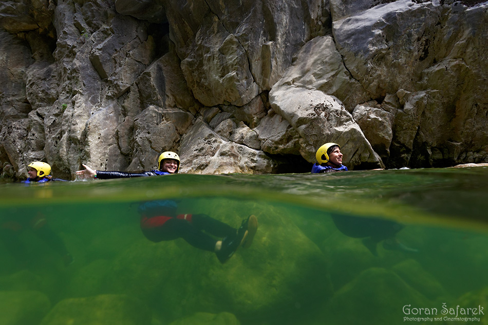 The Cetina River, dalmatia, rivers, water, waterfall, rapids, rafting, canyon, canyoning