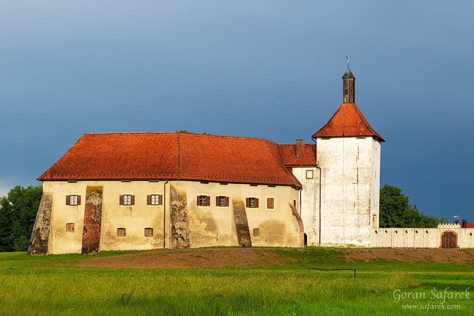 podravina, croatia, Đurđevac, fort