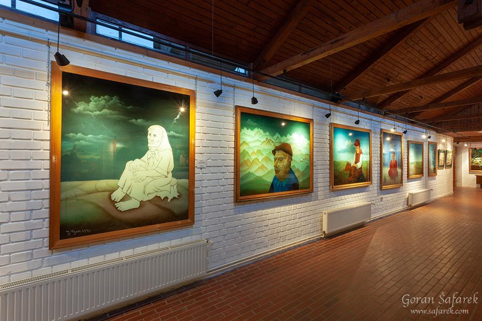 podravina, croatia, hlebine, naive art, gallery