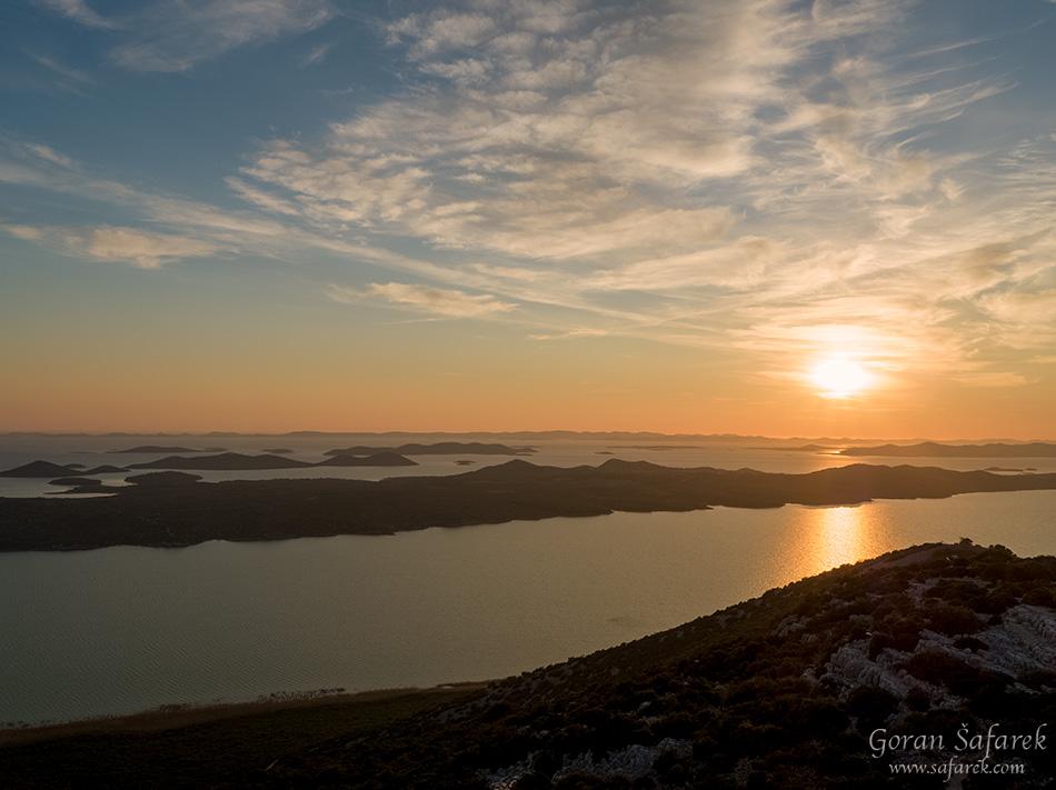 croatia, vrana lake, dalmatia,nature park