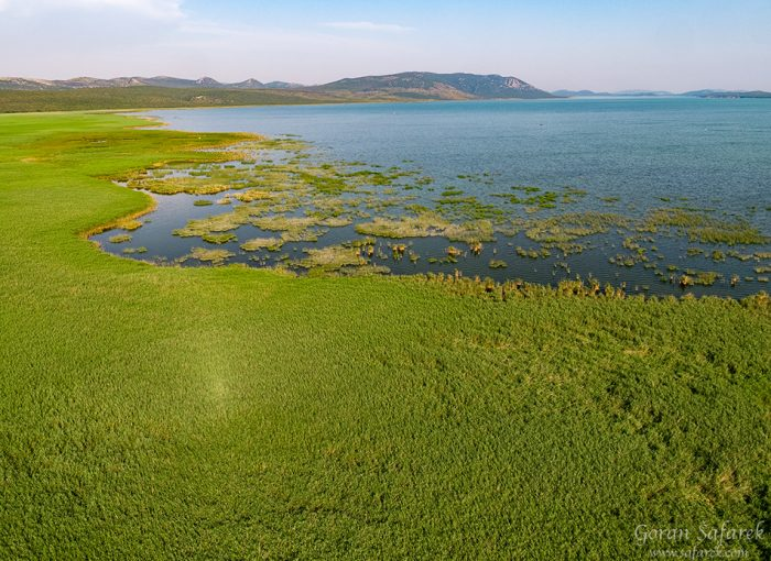 vrana lake, vransko jezero, croatia