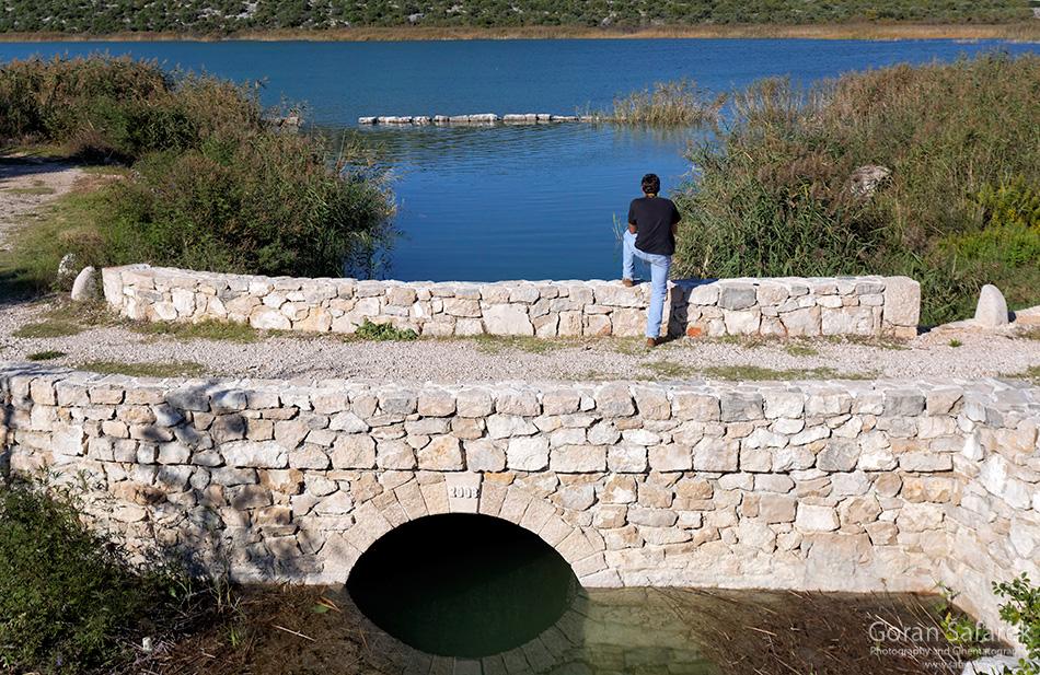 croatia, vrana lake, dalmatia,nature park,