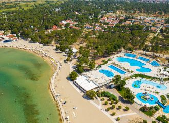 zaton, croatia, summer resort