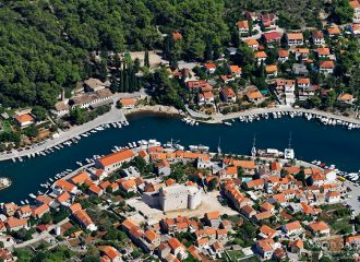 Vrboska, croatia, hvar, asriatic sea, adriatic coast